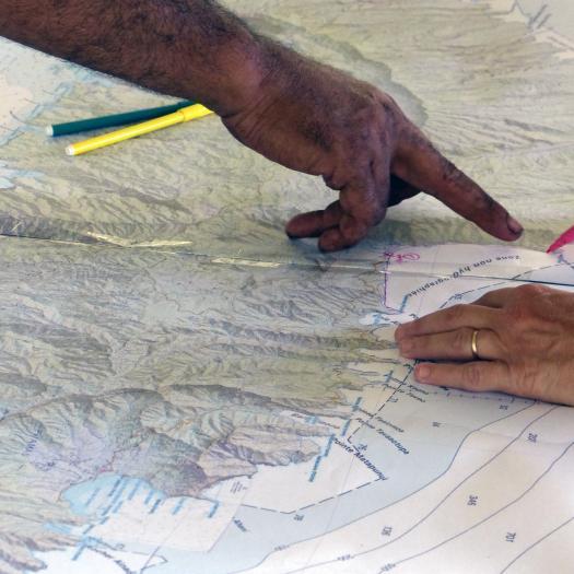 Atelier cartographie participative