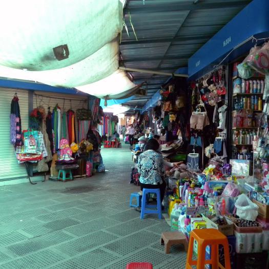 Cambodge-marché