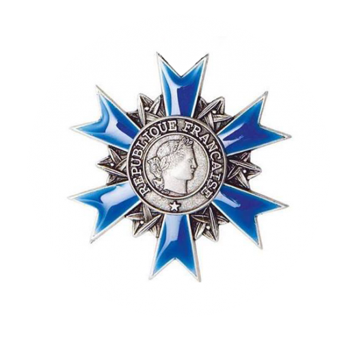 chevalier national ordre du mérite