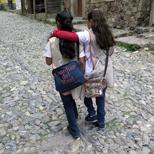 enfants guides_mexique